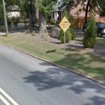 Milledge, just not of Southview Dr.