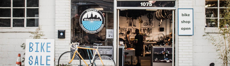 BikeAthens – Human-Powered Human Empowerment